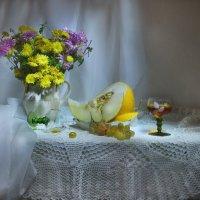 ..хризантем осенняя усталость... :: Валентина Колова