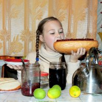 Девчата...новое поколение..... :: Елена Сухова