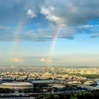 Пейзажи столицы :: Александр Колесников