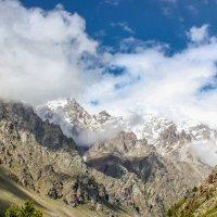 IMG_4963 горы,облака :: Олег Петрушин