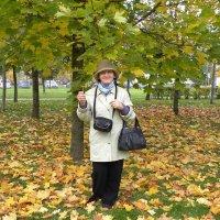 В парке :: Svetlana Lyaxovich