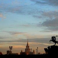 Вечерняя Москва :: Екатерина Филиппович