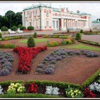 Кадриоргский дворец – Музей зарубежного искусства :: Елена Павлова (Смолова)