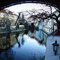 Прага.Чертовка :: Galina