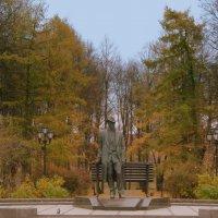 Памятник Сергею Рахманинову. :: Татьяна