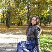 В осеннем парке :: Оксана Кошелева
