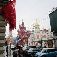 В центре Москвы в День Великой Победы :: Дмитрий Никитин