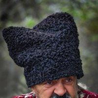 Портрет старого казака. :: Павел Петрович Тодоров