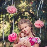 Две куколки :: Наталья Кирсанова
