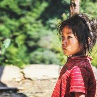 Дети Непала...(Покхара)... :: Александр Вивчарик
