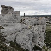 Белая, в Каменном городе :: Ирина Опанчук