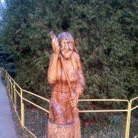 Бабулечка Ягулечка в парк зашла. :: Tarka