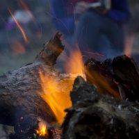 Пламя :: Андрей Борисов