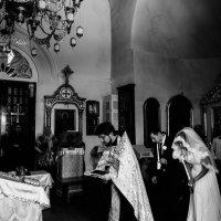 Венчание в Храме :: Александр Кравченко