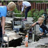 """В зоопарке Острава: """"Круговорот воды"""" (Koloběh vody)... 3/3 :: Dana Spissiak"""