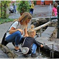 """В зоопарке Острава: """"Круговорот воды"""" (Koloběh vody)... 1/3 :: Dana Spissiak"""