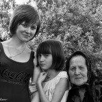 Внучки приехали :: Anatoliy Pavlov