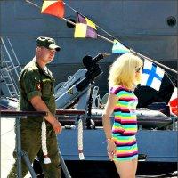 Вместе с флотом... Служба по контракту на Черноморском флоте - твой выбор! :: Кай-8 (Ярослав) Забелин