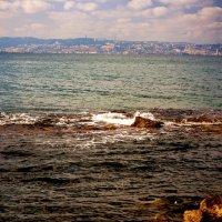 Akko - На горизонте Хайфа :: Aleks Ben Israel