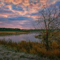Осень, рассвет... :: Александр Никитинский