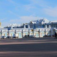 Екатерининский дворец...не парадный :: Наталья