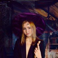 Фотосессия к Хэллоуину :: Julia Volkova