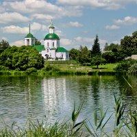 Храм в д. Удельные Уты :: Александр Березуцкий (nevant60)