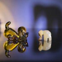 Слон и Моська :: Константин Батищев