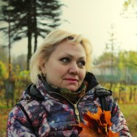 Осень в Пушкине :: Людмила Волдыкова