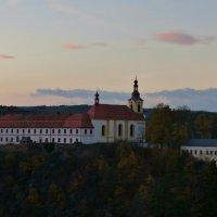 Замок в самом маленьком историческом городке Европы. (Рабштейн над Стржелой) :: Ольга Богачёва