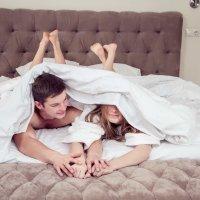 Morning for two - утро для двоих. Фотограф Руслан Кокорев. :: Руслан Кокорев