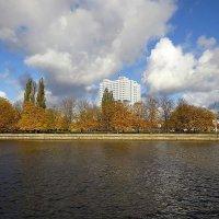 Осень в Калининграде :: Маргарита Батырева