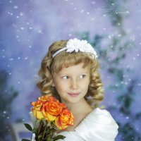 """Съёмка производилась для рекламы магазина """"Моя маленькая леди"""" :: Марина Потапова"""