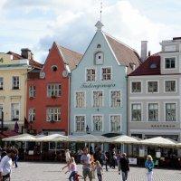 Ратушная площадь – сердце Старого города :: Елена Павлова (Смолова)