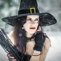 Ведьмочка :: Татьяна Фирсова