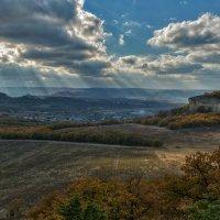Осенний пейзаж :: Игорь Кузьмин