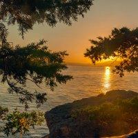Рассвет в Крыму :: Александр Березуцкий (nevant60)
