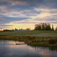 Осень, утро... :: Александр Никитинский