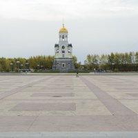 Часовня Александра Невского в Каменске-Уральском :: Ольга Русакова