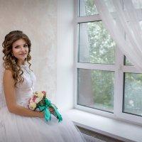 утро невесты :: Марина Чиняева