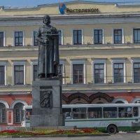 Памятник Ярославу Мудрому :: Сергей Цветков