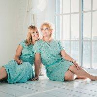 Оксана и ее дочь :: Виктория Праскова