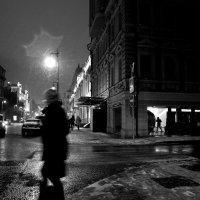 призраки в ночи :: Михаил Зобов
