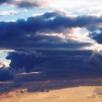 Буйство красок на небе :: татьяна
