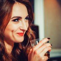 girl with a beautiful smile :: Andriy Vupasnyak