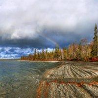 Поздняя осень на озере Гольцово. :: Фёдор. Лашков