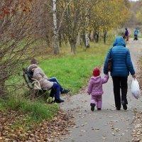 Интересы по возрастам  или у всех своя жизнь ... :: Святец Вячеслав