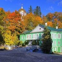 Псково-Печерский монастырь :: Константин