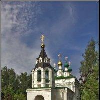 в Рождествено-Суворово :: Дмитрий Анцыферов