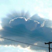 И небеса приманивают взгляд... :: Елена Ом